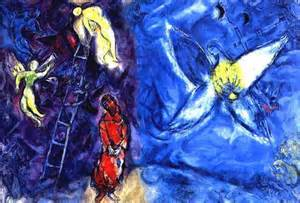 Jacobs Ladder - Chagall